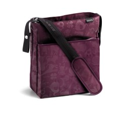 Bolso Harvard Purple de Bebédue