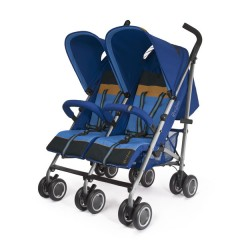 Silla Gemelar Twinyx Plus Heavenly Blue de Cybex