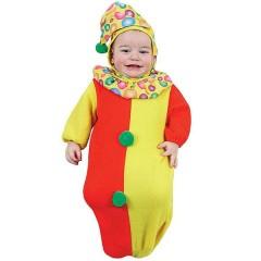 Disfraz de Arlequín Bebé (talla 12-24 Meses)