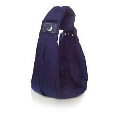 Portabebés Cozy (invierno) Deep Blue de The BabaSling