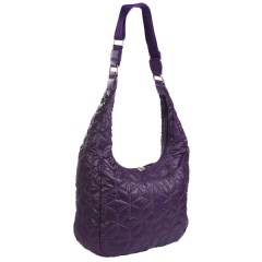 Bolso maternal Glam Banana Purple de Olmitos