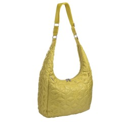 Bolso Maternal Glam Banana Lime de Olmitos