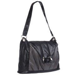 Bolso maternal Tender V color black de Olmitos