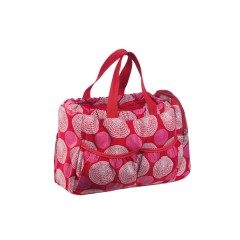 Bolso Maternal Gold Label All-in-one Pouch Color Rojo de Olmitos