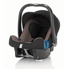 Portabebés Baby-safe Plus Fossil Brown de Römer