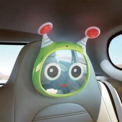 Espejo para el coche Baby Mirror Oly Verde de Benbat