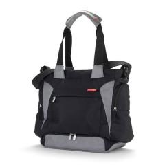 Maxi Bolso de Pañales Skiphop Bento Black